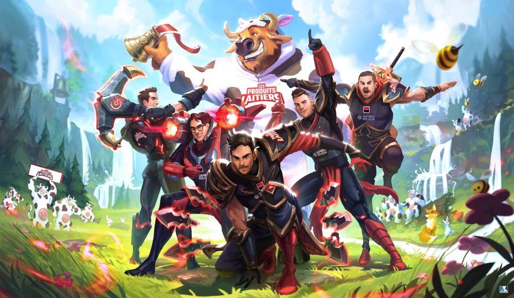 Quaye is GO new head coach - GamersOrigin eSports